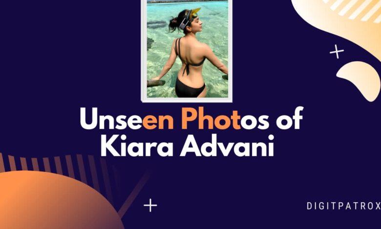 Unseen Photos of Kiara Advani Digitpatrox M.S. Dhoni bharat ane nenu kabir singh bollywood alia advani