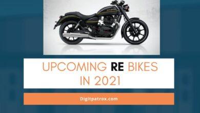 upcoming Royal Enfield bikes in 2021 digitpatrox